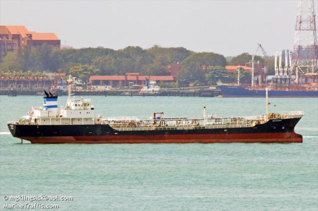 MT Hai Soon 6. Photo courtesy MarineTraffic.com