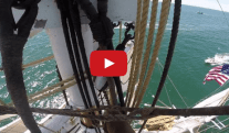 This Is What It Looks Like to Climb Atop The World's Most Historic Whaling Ship – VIDEO