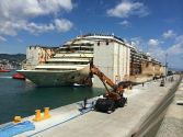 Costa Concordia Arrives Safely in Genoa, Completing Historic Salvage Operation