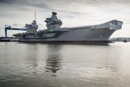 Second Queen Elizabeth-Class Aircraft Carrier Will Enter Into Service -Cameron
