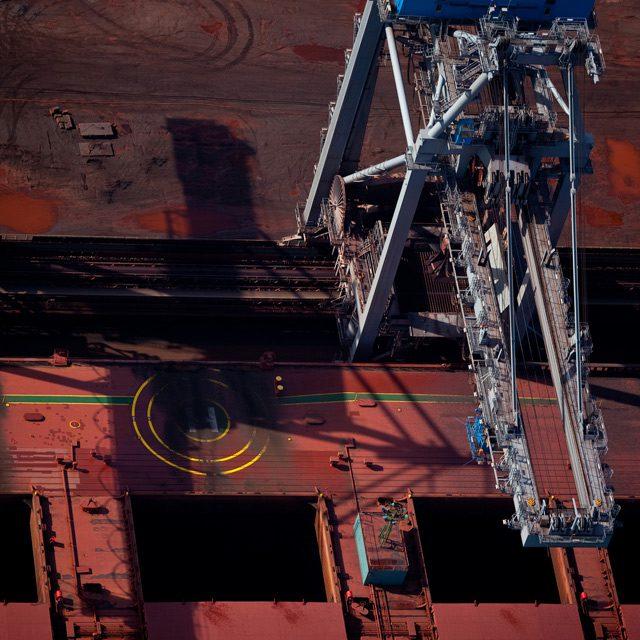 iron ore dry bulk capesize