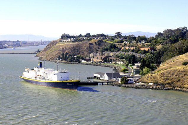 California Maritime Academy campus file photo courtesy CMA/Facebook