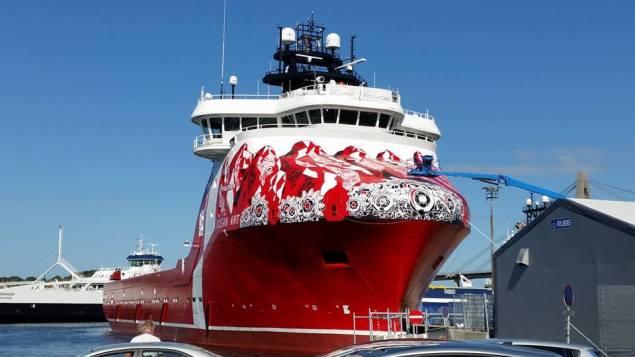 Photo courtesy Atlantic Offshore