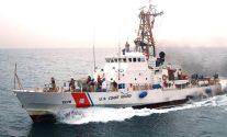 U.S. Coast Guard Fires at Iranian Dhow