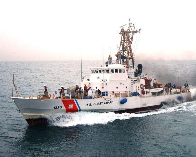 File photo USCGC Monomoy. Wikimedia Commons