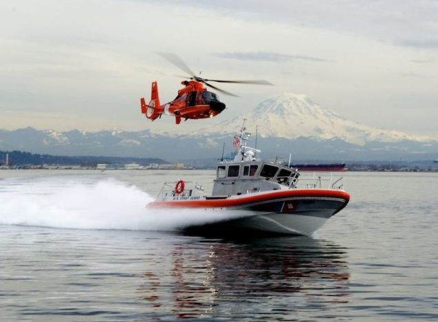 Photo courtesy U.S. Coast Guard