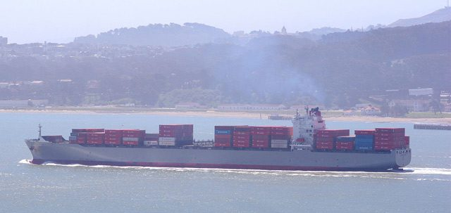 k-line containership