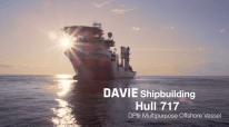 Chantier Davie Delivers Canada's Biggest Ship in 25 Years