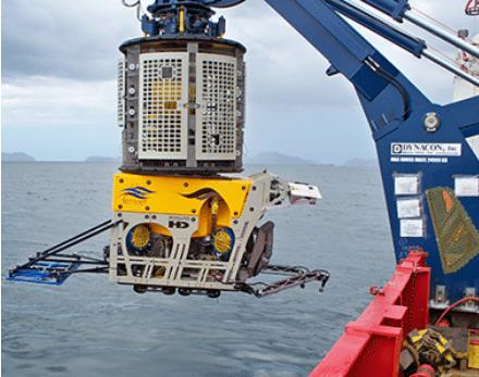 work class ROV fmc technologies