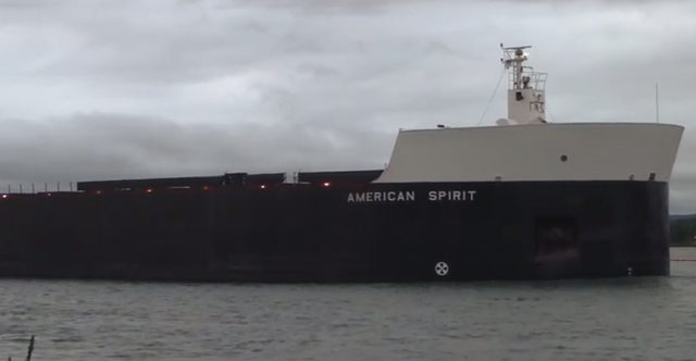 american spirit bulk carrier