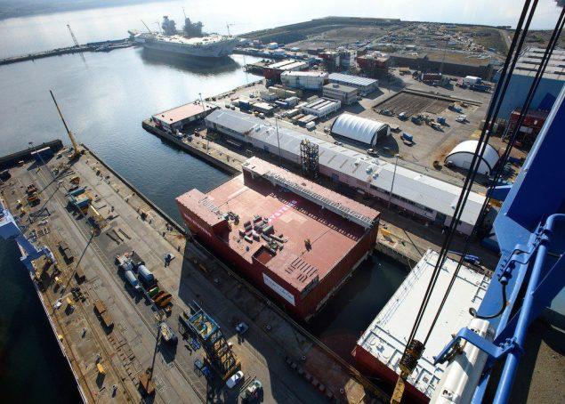 Photo courtesy BAE Systems