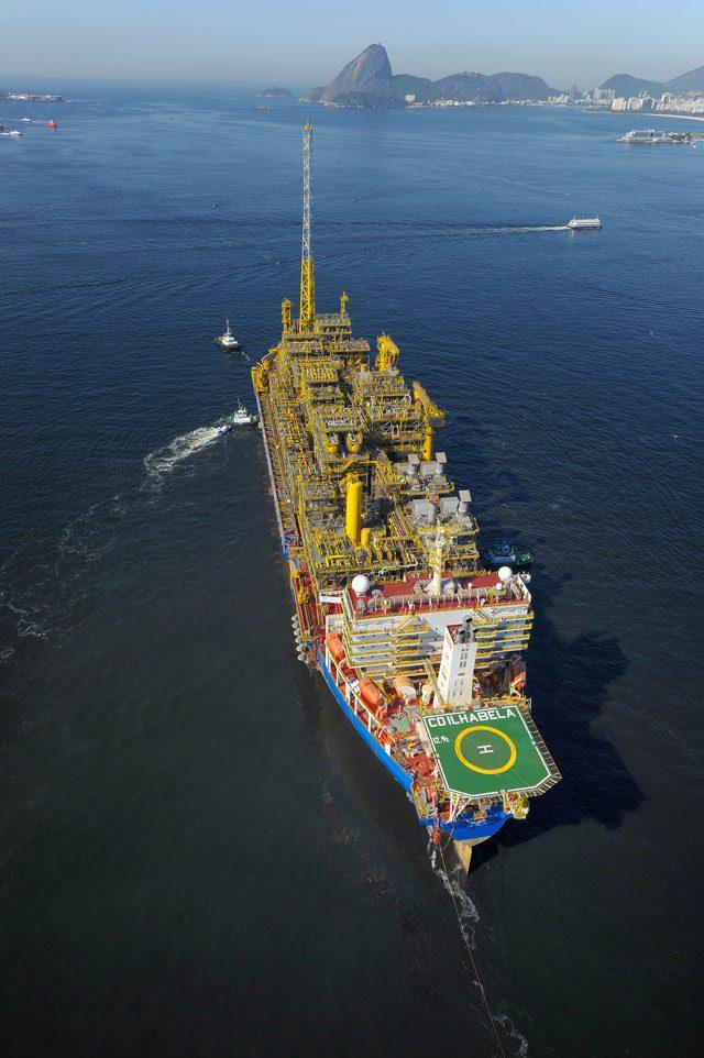 FPSO Cidade de Ilhabela sbm offshore