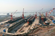 Abalone Farmers Storm Chinese Shipyard