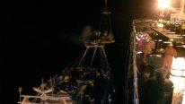 Syrian Refugees Take Billy Pugh Ride to Safety on Ridgebury Tanker