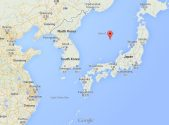 One Dead, One Missing After Cargo Ship Capsizes in Sea of Japan