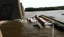 Pilot Unfamiliarity Caused Fatal 2013 'Megan McB' Sinking on Mississippi -NTSB
