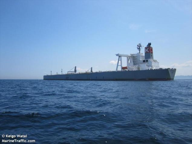 MT Yamatogawa (c) MarineTraffic.com