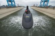 Video: Virginia-Class Submarine 'John Warner' Launched