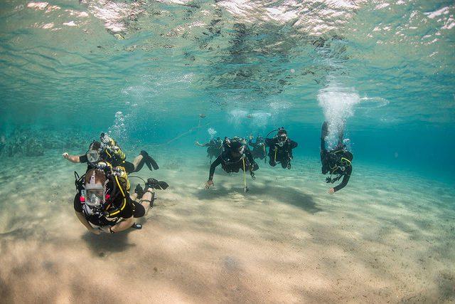 Fleet Diving Unit 3  imcmex