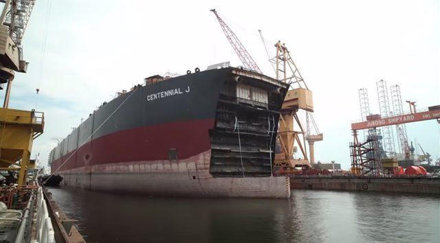 centennial j jurong shipyard