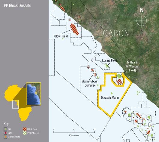 panoro energy offshore gabon