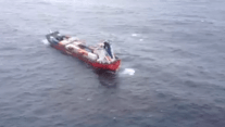 Disabled Russian Cargo Ship Arrives in Prince Rupert, Canada – Update