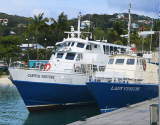 Coast Guard Investigating Ferry Collision in U.S. Virgin Islands