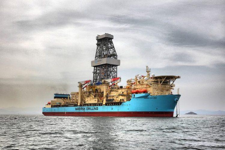 maersk venturer drillship