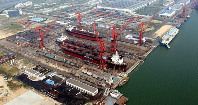 Guangzhou Shipyard International