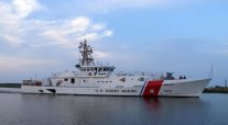 Bollinger Delivers William Trump to US Coast Guard