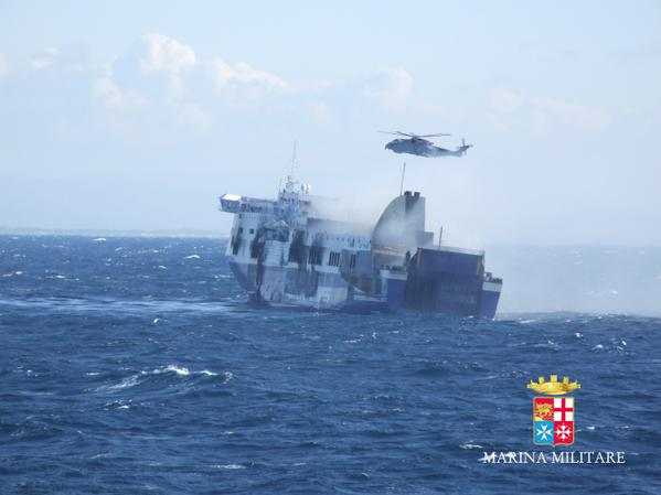 Photo courtesy Marina Militare