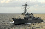 Chinese, U.S. Navy Ships to Join AirAsia Search