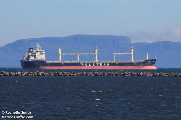 MV Lubie file photo (c) MarineTraffic.com/Rochelle Smith
