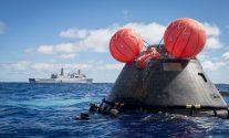 NASA's Orion Crew Module Recovery [PHOTOS]