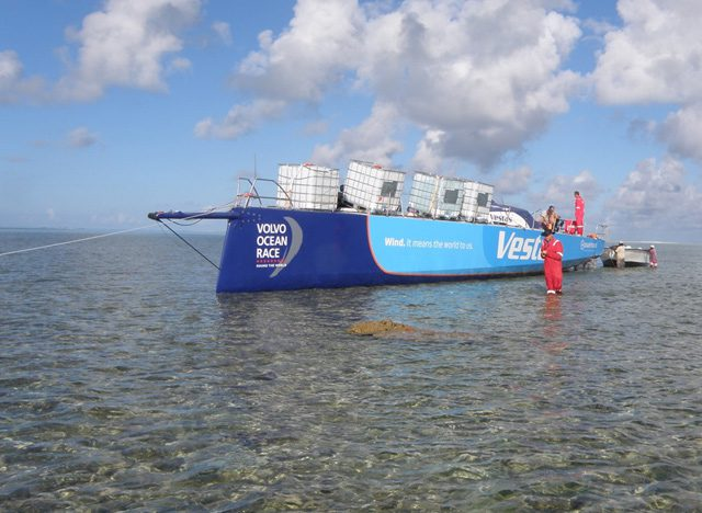 team vestas wind salvage
