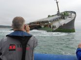 SMART Bow Scuttled Off South Africa [PHOTOS]