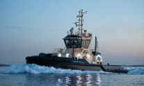 Sanmar Delivers New Tug to Svitzer and the Port of Tyne [PHOTOS]