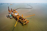 Powered-Up Dredger Under Construction in China