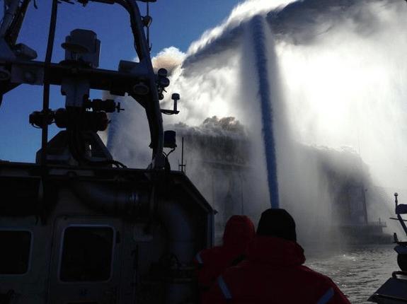 fire boat bravest