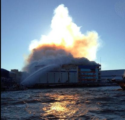 fireboat bravest