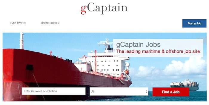 gCaptain Job Board