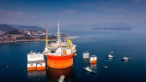 WATCH: Goliat FPSO Float-Off from Dockwise Vanguard