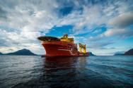 Kleven Delivers New Subsea Monster to Eidesvik