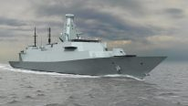 BAE Wins $1.3 Billion Contract to Design Britain's New 'Type 26' Warships