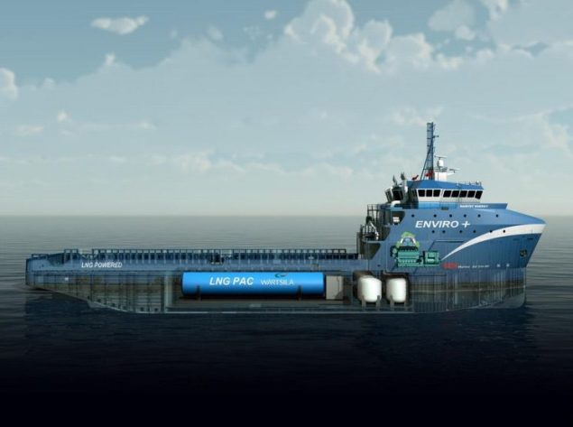 Illustration courtesy Harvey Gulf International Marine