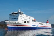 Stena Line Ferries First to Use New 'Closed Loop' Scrubber Technology