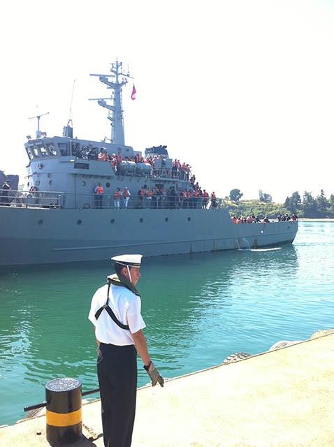 Photo: Armada de Chile