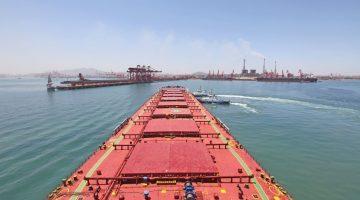 capesize bulk carrier