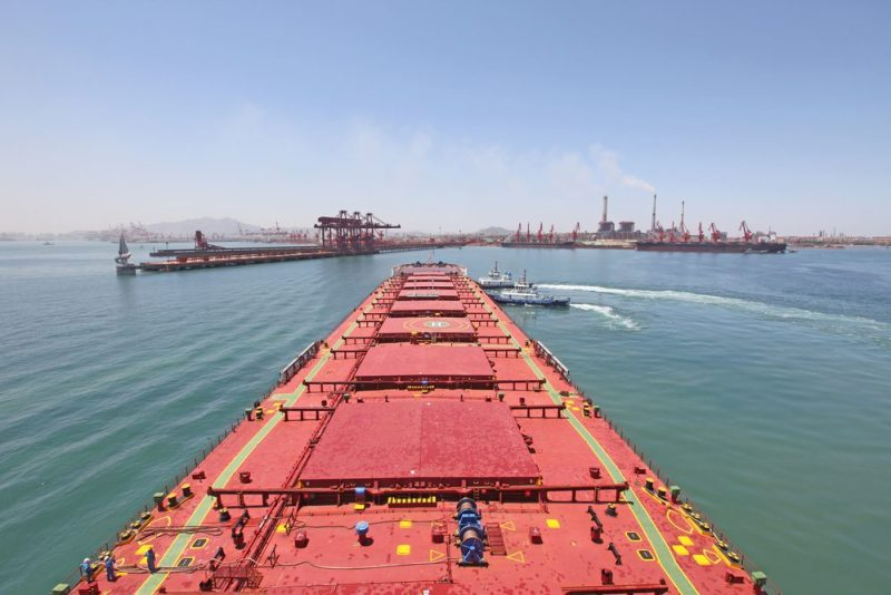 capesize bulk carrier