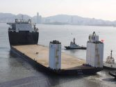 CIMC Raffles-Built Heavy Lift Transporter Heads to Sea Trials